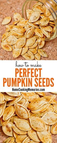 Low Unwanted Fat Cooking For Weightloss Don't Throw Those Pumpkin Seeds Away After Carving Your Halloween Jack-O-Lantern Roast Perfect Pumpkin Seeds This Post Shares How You Can Make A Deliciously Healthy Batch Of This Salty And Crunchy Snack. Healthy Snacks, Healthy Eating, Healthy Recipes, Dinner Healthy, Diet Recipes, Recipies, Vegan Snacks, Stay Healthy, Delicious Recipes