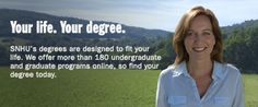 Online College | Distance Learning | SNHU
