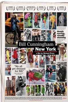 Zeitgeist Films :: Bill Cunningham New York :: a film by Richard Press