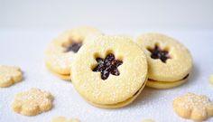 Raspberry vanilla shortbread - Queen Fine Foods