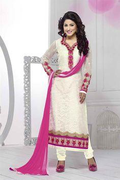 16 Best Hina Khan Salwar Suits Images Latest Salwar Kameez Latest