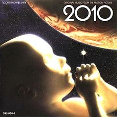 """""""2010"""" (1984, A & M).  Music from the movie soundtrack."""