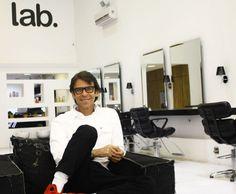"""O expert Duda Molinos abre seu 1º salão de beleza, o """"lab. Duda Molinos""""! Blog LP conversou com ele e foi conhecer o espaço, vem ver!"""