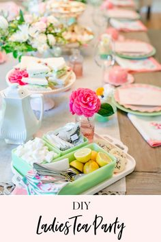 How to Host a Ladies Tea Party Tea Party Theme, Tea Party Hats, Tea Party Birthday, Host A Party, Party Party, Party Ideas, 23rd Birthday, Themed Parties, Party Time