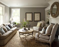 The Best Gray Paint Colors In the Universe | Gray paint colors and ...
