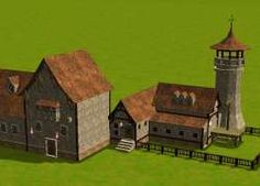 207 Best RCT3 Custom Scenery/ RCT3 ideas images in 2017 | Scenery