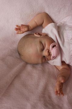 Re Sale Reborn Baby Doll 'Freya' by Stacey Haskins