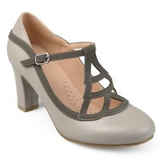 4779b4c3a42c Journee Collection Nile Women s High Heel Mary Jane Shoes Mary Jane Heels