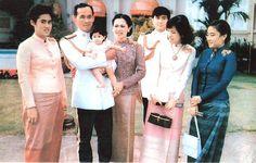 The Royal Family, Her Majesty, Queen Sirikit with His Majesty, King Bhumibol Adulyadej of Thailand, Rama IX, the King of Thailand and the Kingdom of Siam. https://islandinfokohsamui.com/