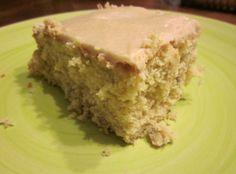 BANANA CAKE~ Just A Pinch Recipes