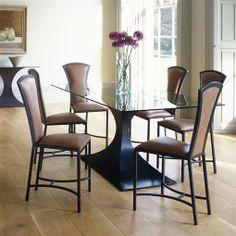 Capricorns  http://www.tomfaulkner.co.uk/capricorn-dining-chair/
