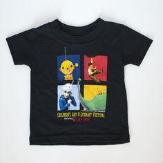 2014 - William Joyce - CALF Shirt #Abilene #AbileneTX #StorybookCapitalofTexas #Shirt #Tshirt #GraphicTshirt