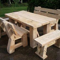 bespoke oak garden buildings, structures and rustic furniture | English oak designs