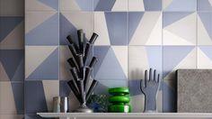 Piastrelle: Collezione Tangram da Ceramica Bardelli