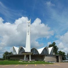 Catholic Church in Richibucto New Brunswick