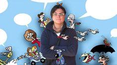 Rayma - cartoon artist