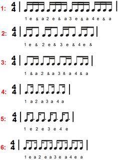 Free Printable B flat trumpet/cornet fingering chart