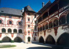 Tratzberg Castle  Austria