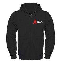pretty little liars hoodies   ... Team Sweatshirts & Hoodies  Pretty Little Liars A Team Zip Hoodie