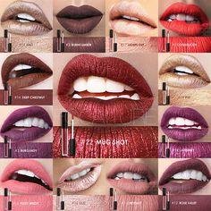 Waterproof Matte Makeup Lipstick Metallic Liquid Gloss Long Lasting Cosmetics US Matte Lip Gloss, Matte Makeup, Liquid Makeup, Makeup Lipstick, Liquid Lipstick, Lipsticks, Long Lasting Matte Lipstick, Revlon Super Lustrous Lipstick, Long Lasting Lip Gloss