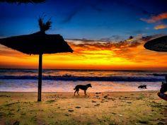 Vama Veche, Constanta, Romania. Romania, Celestial, Sea, Sunset, Outdoor, Outdoors, Sunsets, Outdoor Games, Outdoor Living
