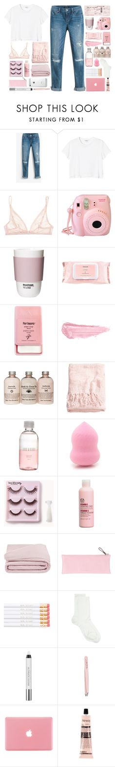 """""""☼; welcome to the land of fame excess"""" by a-perfect-messs ❤ liked on Polyvore featuring White House Black Market, Monki, Calvin Klein Underwear, Fujifilm, ROOM COPENHAGEN, Mamonde, Pier 1 Imports, By Terry, H&M and Lord & Berry"""
