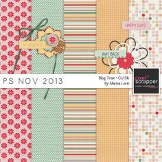 PS November 2013 Blog Train freebie from Marisa Lerin