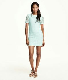 Love this dress from H&M. It can easily be dressed up with heels or dressed down with sneaks or sandals.