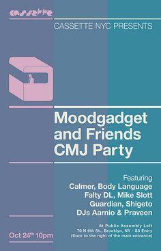 moodgadget | poster | layout