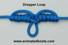 Dropper Loop | How to tie the Dropper Loop | Fishing Knots
