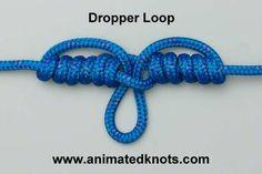 Dropper Loop | How to tie the Dropper Loop | Fishing Knots