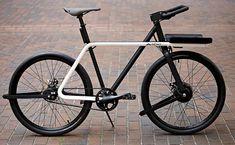 未來的自行車不再需要換擋,踏板上山或包鎖