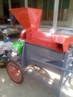 mesin jagung