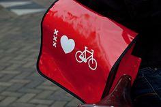 Love bikes bag