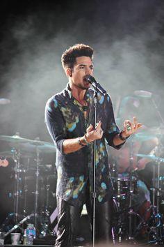 Adam Lambert - Ca Mid State ...