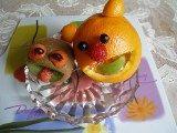 Вкусная история об апельсиновом мишке и киви-братишке