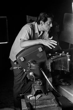 Portraits of Satyajit Ray Old Film Stars, Calcutta, Satyajit Ray, Ray Film, Film Institute, Cinema Film, Great Films, Film Industry, Film Director