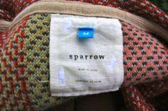 Anthropologie-Sparrow-Long-Hoodie-Toggle-Cardigan-Sweater-Medium