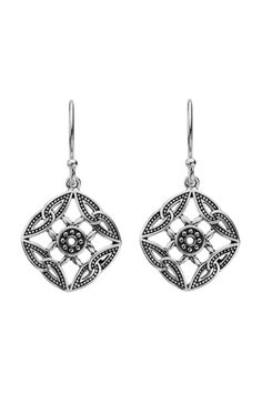 Najo Sterling Silver Victorian Spring Earring - Womens Earrings - Birdsnest Australia