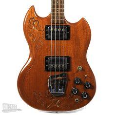 Guild Acorn Bass 1970s