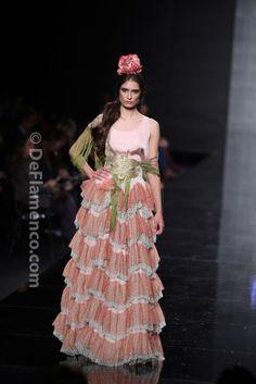 Fotografías Moda Flamenca - Simof 2014 - Aldebaran 'Vamos pa lante' Simof 2014 - Foto 18