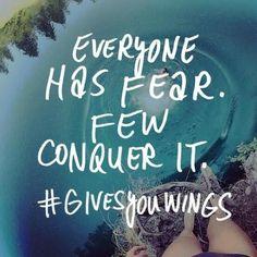 #givesyouwings