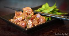 Who needs a sushi restaurant??  Make your own and impress some friends!!!  Click and Cook Recipes: Incredible Tuna Poke