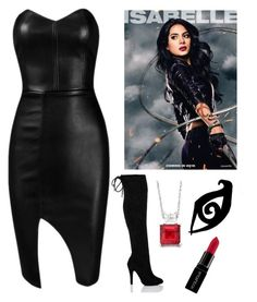 """""""isabelle lightwood inspired"""" by xhannahwaldingx ❤ liked on Polyvore featuring Posh Girl, Smashbox, women's clothing, women's fashion, women, female, woman, misses and juniors"""