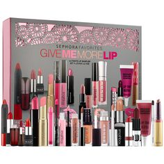 New at #Sephora: Sephora Favorites Give Me Some Lip includes a set of six lip favorites in perfect pinks and natural nudes How to get a 10% discount at Sephora http://studentrate.com/itp/get-itp-student-deals/Sephora-Student-Discounts--/0