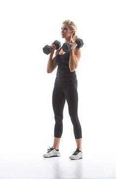 Heidi Powell's Bikini Body Workout - Inspired by This