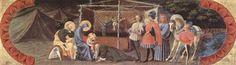 Paolo Uccello-Predella di Quarate è un dipinto a tempera e oro su tavola di Paolo Uccello, databile al 1433-1434 circa e conservato nel Museo diocesano di Santo Stefano al Ponte a Firenze.