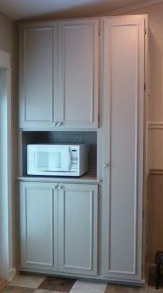 Pantry Cabinet Do It Yourself Home Projects From Ana White