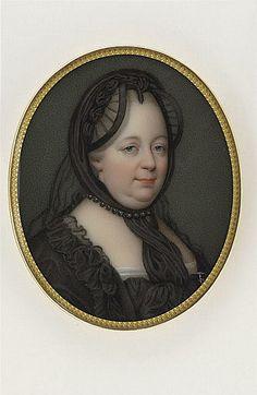 Marie Antoinette's mother