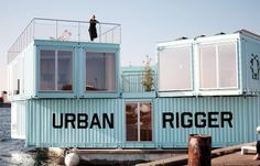 Urban Rigger by BIG